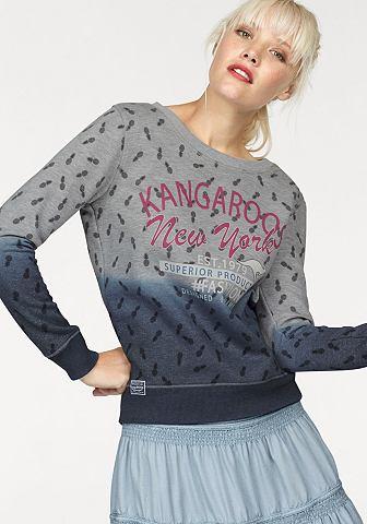 Kanga ROOS кофта спортивного стиля