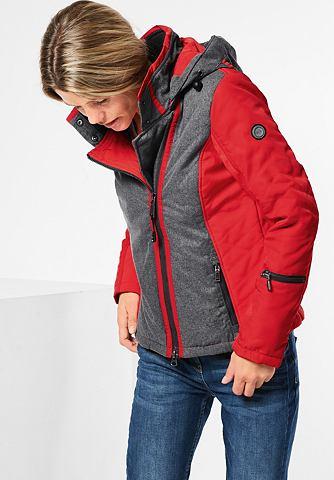 Куртка с термометр