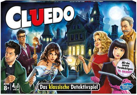 Familienspiel » Игровой Cluedo&l...