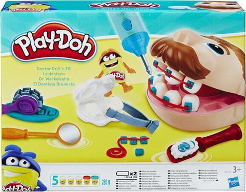 Knetset »Play-Doh Dr. Wackelzahn...