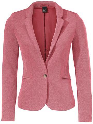 Пиджак трикотажный в Kurzform