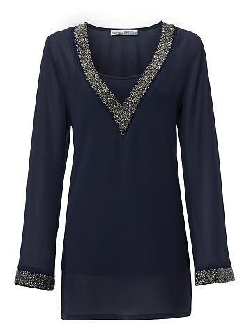 Блуза из 2 частей приложений