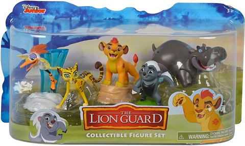 Фигурки »Disney Lion Guard Стату...