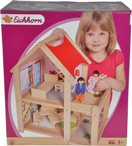 """Puppenhaus """"Puppenhaus 9tlg.&quot..."""