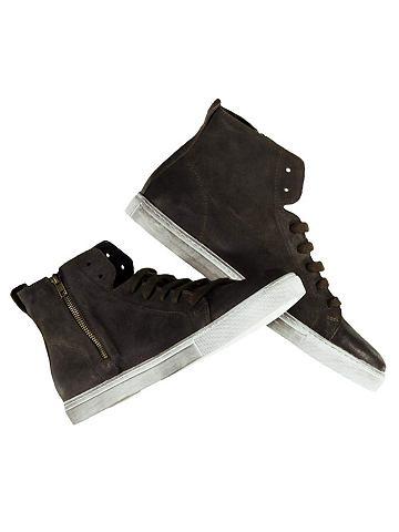 Ботинки с качествeнный Lederfütte...