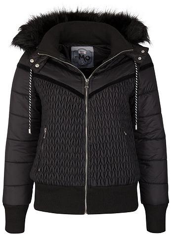 My MO куртка с съемный капюшон