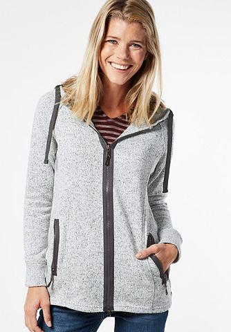 Спортивный свитер в Melange Lina