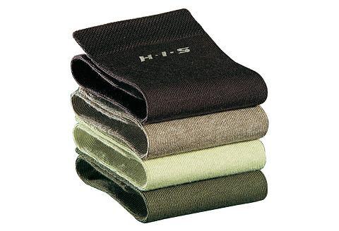 Носки (4 пар) без einschneidendes манж...