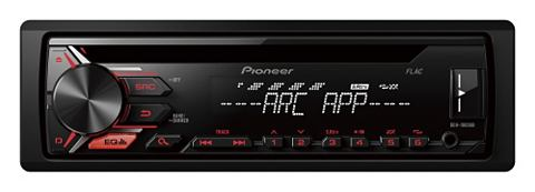 PIONEER 1-DIN autoradio »DEH-190...
