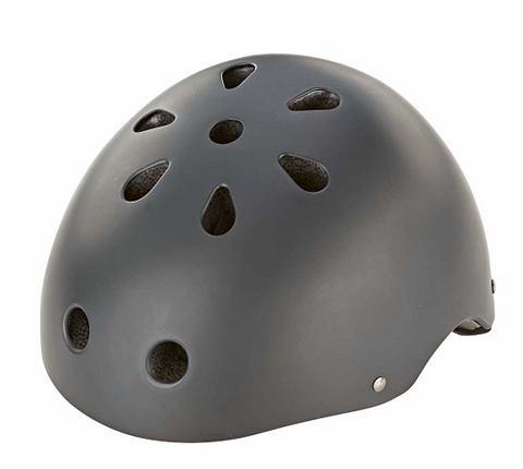 Велосипедный шлем черный цвет