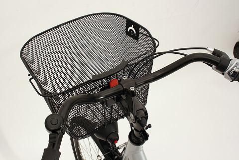 Корзинка для велосипеда черный цвет &r...