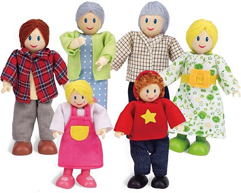 Puppen комплект »Puppenfamilie H...