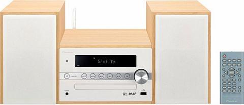 Pioneer X-CM66D microanlage Spotify Bl...