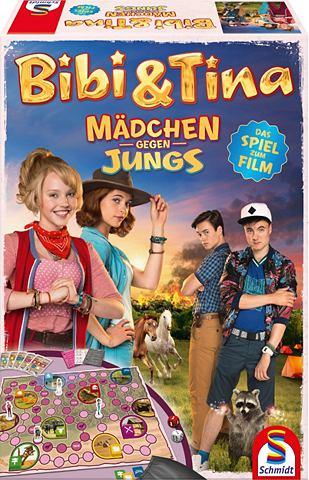 Brettspiel »Bibi и Tina Mäd...