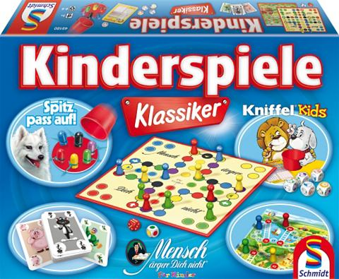 Spielsammlung »Kinderspiele Klas...