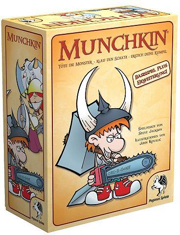 Kartenspiel »Munchkin Fantasy 1+...