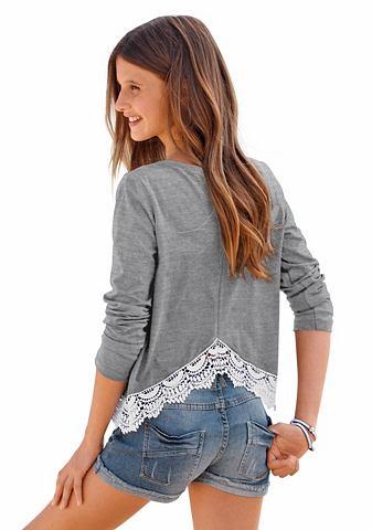 ARIZONA Блуза с круглым вырезом
