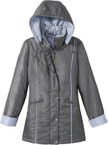Куртка в figurumschmeichelnder форма