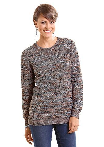 Пуловер с sch