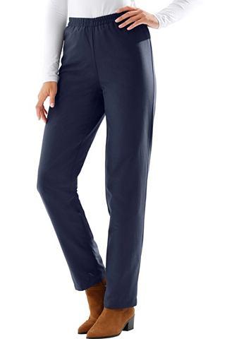 Термо-брюки с широкая талия