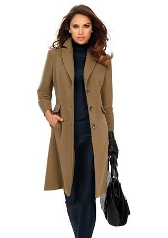 Stilvoller пальто с Reverskragen