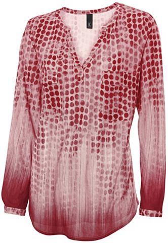 Блузка-футболка с Punkte-Dessin