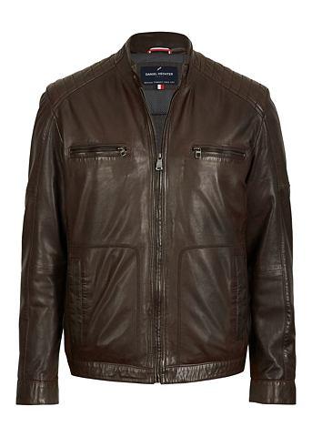 DANIEL HECHTER Куртка кожаная Pont de Caillou