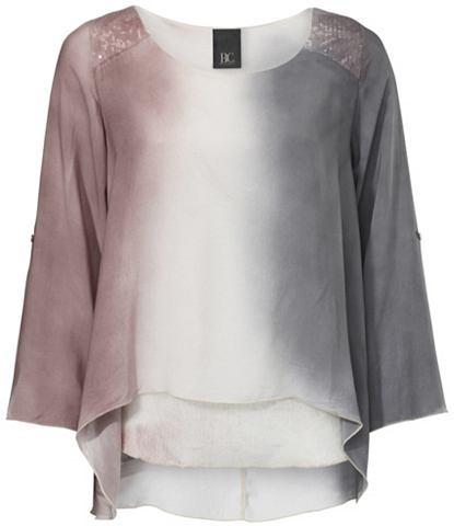 Блузка с с пайетками