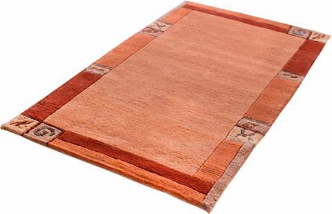 Шерстяной ковёр »India« re...
