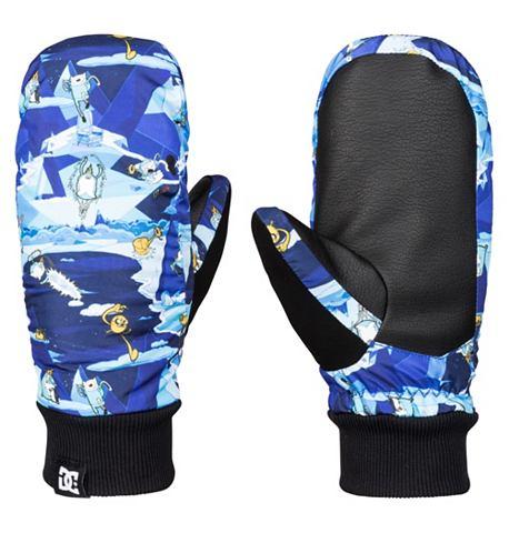 DC туфли Снежные перчатки »Flag&...