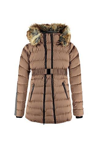 Куртка стеганая с капюшон для Schwange...
