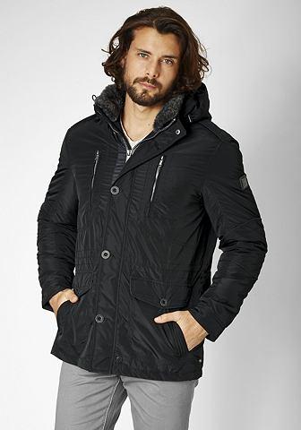 Легко wattierter куртка парка Typ