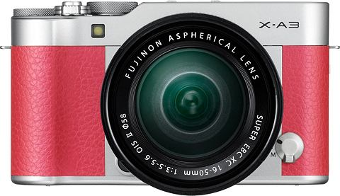 FUJIFILM X-A3 System kamera FUJINON XC...