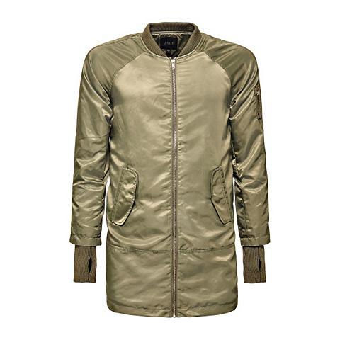 Длиный куртка NYLON