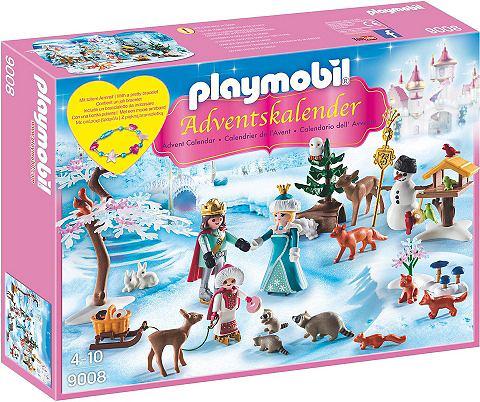 ® календарь рождественский Eislauf...