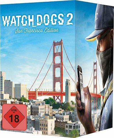 Watch Dogs 2 San Francisco Edition Pla...