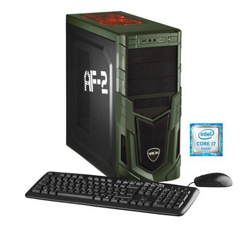 Gaming PC Intel® i7-6700 16GB SSD ...