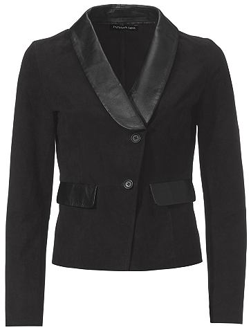 Куртка кожаная Ziegenleder
