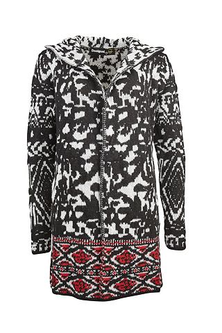 Пуловер »JERS BLACK«