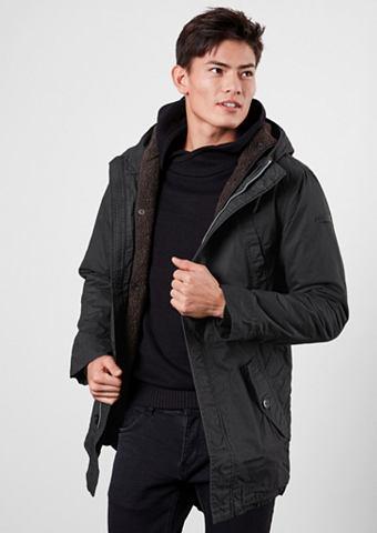 2-in-1 куртка в Parka-Look