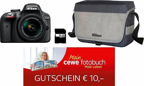 D3300 Kit фотоаппарат зеркальный kamer...
