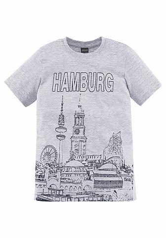 Футболка »Hamburg«