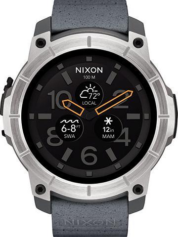 NIXON Умные часы »Mission«