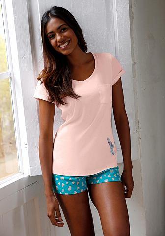 Блуза с круглым вырезом с Federprint