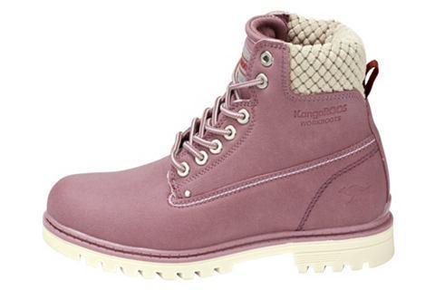 Kanga ROOS ботинки со шнуровкой