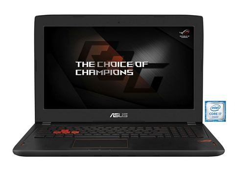 GL502VM-FY039T Gaming-Notebook