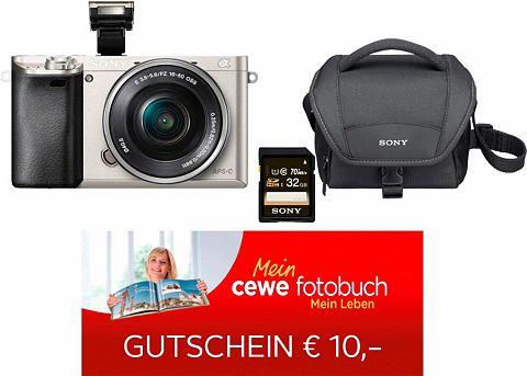 Alpha ILCE-6000L System kamera 16-50mm...