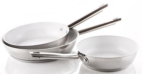 Набор сковородок из нержавеющей стали ...