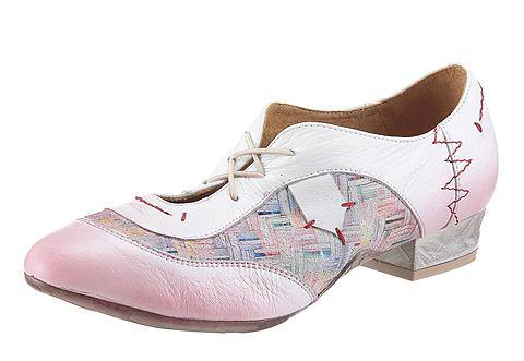 I'm walking туфли со шнуровкой