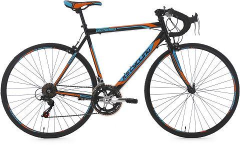 Велосипед гоночный 28 Zoll schwarz-ora...